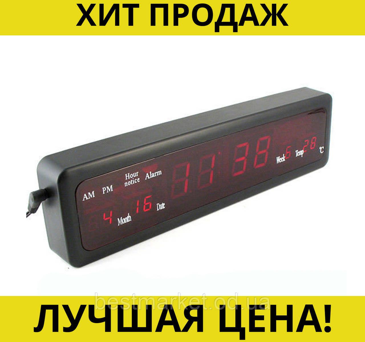 Настільні електронні годинники CAIXING CX-808