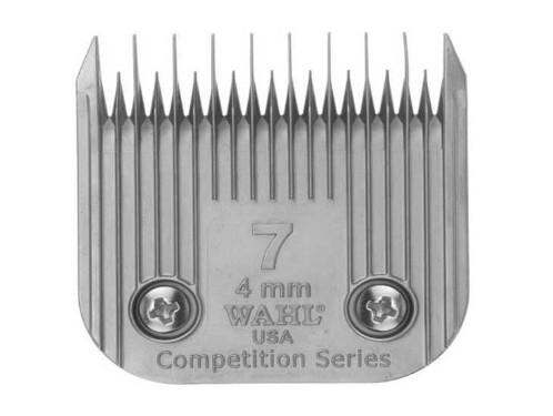 Ножевой блок WAHL CompetitionBlade #7 филировочный (3,8 мм)