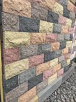 Плитка цокольная рваный камень