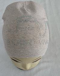 Модна осіння шапка для дівчинки Бренд 3-10 років, різні кольори