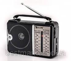 Радиоприемник всеволновой FM/AM/SW GOLON RX-606AC