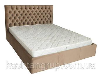 Кровать Кембридж с пуговицами