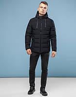 Куртка зимняя 6008 черная  (S)