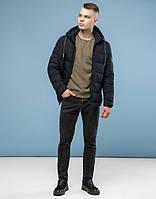 Куртка зимняя мужская 6009 черная  ( S)