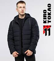 11 Kiro Tоkao | Куртка зимняя 6016 черная  ( S)