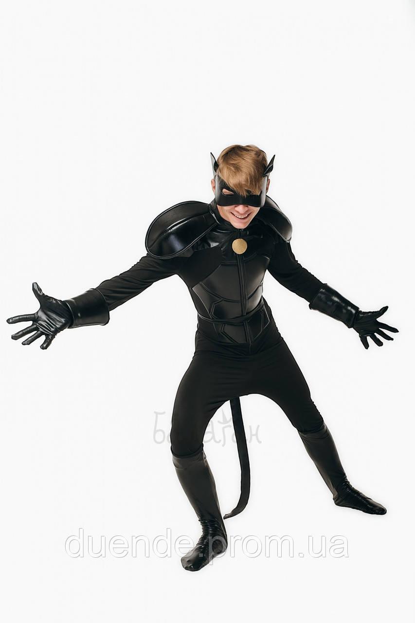 Костюм маскарадный Супер Кота мужской