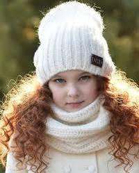 Детские шапки и комплекты осень-зима