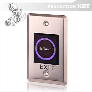 Кнопка выхода PK-B26 бесконтактная