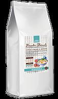 Сухой гипоаллергенный корм Home Food с форелью, рисом и овощами для маленьких пород,10 кг