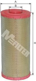 Фильтр воздушный M-Filter A1081