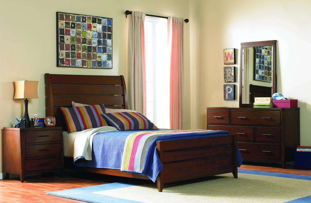 """Двухспальная кровать """"Латте"""""""