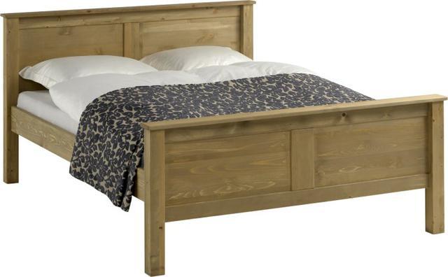 """Двуспальная кровать из натурального дерева  """"Авила"""", фото 1"""