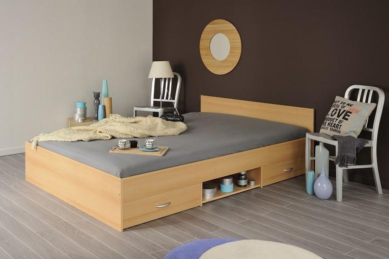 """Двуспальная кровать """"Сакура"""""""