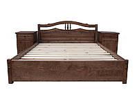 """Деревянная кровать """"Ольвия"""""""