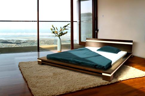 """Дерев'яне ліжко """"Сабріна"""""""