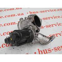 Клапан рециркуляции  EGR  для (VW) Volkswagen Caddy 1.9 TDi. ЕГР, ЕЖР на Фольксваген Кадди 1,9 тді.