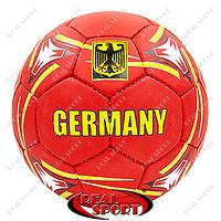Мяч футбольный №5 Germany FB-6728 (№5, 5 сл., сшит вручную)
