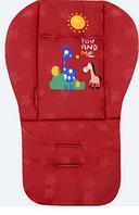 Чехол - матрасик в коляску , фото 1