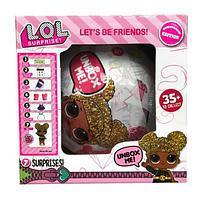 Кукла LOL surprise Glitter (Лол Глиттер), блестящая серия