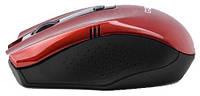 Мышь Gresso GM-896G Wireless Red