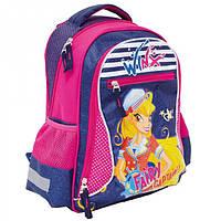 Рюкзак школьный 1 Вересня S-12 Winx Club 13л 551744