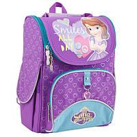 Рюкзак каркасный 1 Вересня H-11 Sofia Purple 12л 553269