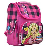 Рюкзак каркасный 1 Вересня H-11 Barbie Red 12л 555156