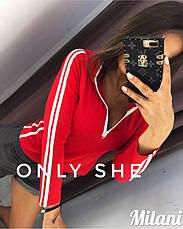 Женская кофточка с капюшоном , фото 2
