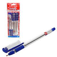 Ручка маслянная  Finegrip Cell 936, синий, 5 шт. в упаковке (Y)