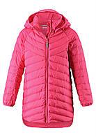 Демисезонная куртка-пуховик для девочки Reima 531342-4590. Размеры 104-164., фото 1