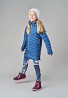 Демисезонная куртка-пуховик для девочки Reima 531342-6790. Размеры 104-164., фото 1