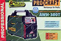 Сварочный инвертор PROCRAFT AWH-300T (300 Ампер), фото 1