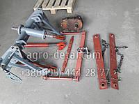 Навеска задняя трактора Т 16 с редуктором ВОМ и карданной передачей Т16.56.001-01, фото 1