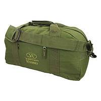 Сумка дорожная Highlander Cargo Olive 30л 925496