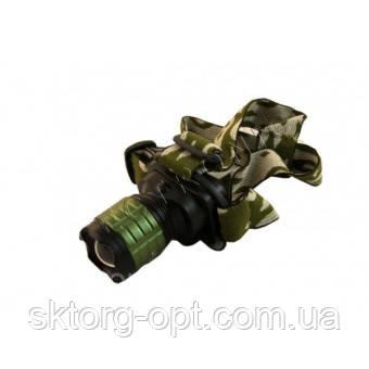 Налобный фонарь Bailong BL-6808