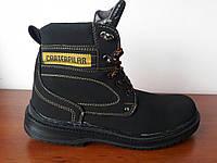 Чоловічі зимові черевики чорні (код 4530), фото 1