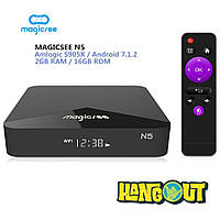 Magicsee N5 TV Box Amlogic S905X, 2Gb+16Gb