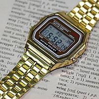 """Винтажные часы, унисекс """"Ретро Gold"""", фото 1"""