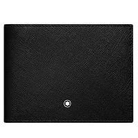 Бумажник Montblanc 6cc Sartorial со съемным отделением для карт 116330