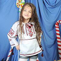 Вишиванка для дівчинки ОПТ (ручна робота, 5 років), фото 1