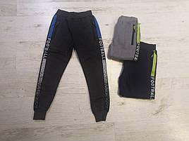 Спортивные брюки утепленные для мальчиков MR.DAVID 134-164 рр