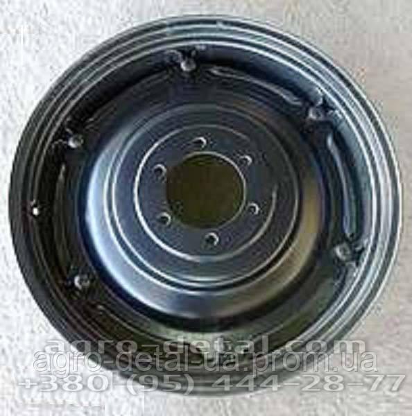 Обод заднего колеса с диском 14.34.011 диаметрам ( 32 х W 8 ),под резину 9.5-32 трактора Т 16