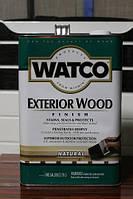 Масло защитное для деревянных фасадов и террас, Exterior Wood, 3.79 litre, Watco