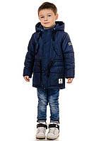 Детская демисезонная куртка парка Next на мальчика Размеры 30- 36