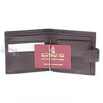 Мужской кожаный кошелек Balisa PY-005-66 Coffee, фото 2