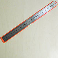 """Линейка железная(металлическая) портновская, 30 см """"Josef Otten"""" нержавеющая сталь"""