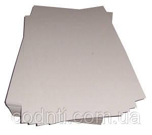 Картон хром-эрзац, формат листа А5