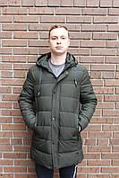 Зимняя куртка оптом 98-58, фото 1