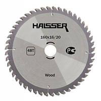 Циркулярный диск Haisser 160x20/16x48 Wood
