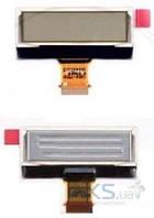 Дисплей (экраны) для телефона Sony Ericsson T707 внешний